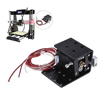 Sguan-wu - Kit de extrusores de filamento MK8 con Motor para ...