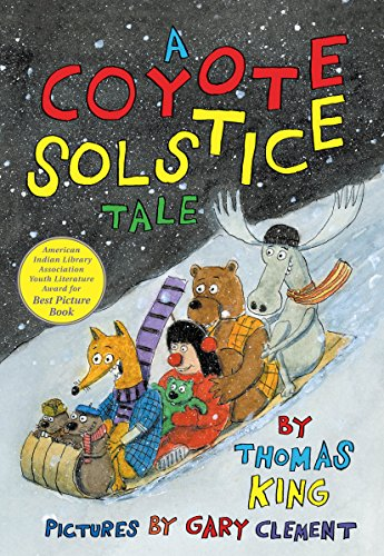 A Coyote Solstice Tale - Solstice Usa