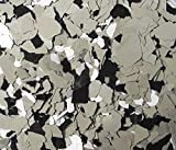 American Abrasive Supply, Vinyl Chip Blend Bridal Wood 1/4'', VCPBGY1001