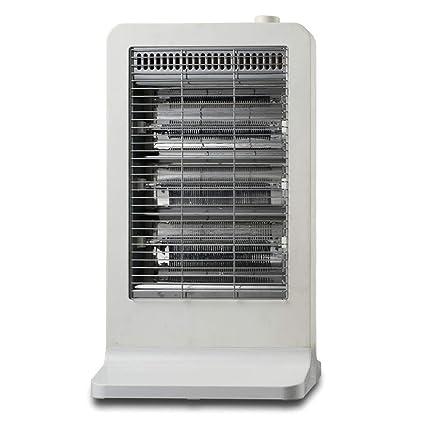 Calentador QFFL, baño doméstico eléctrico de bajo Consumo de energía de silenciamiento de Fibra de