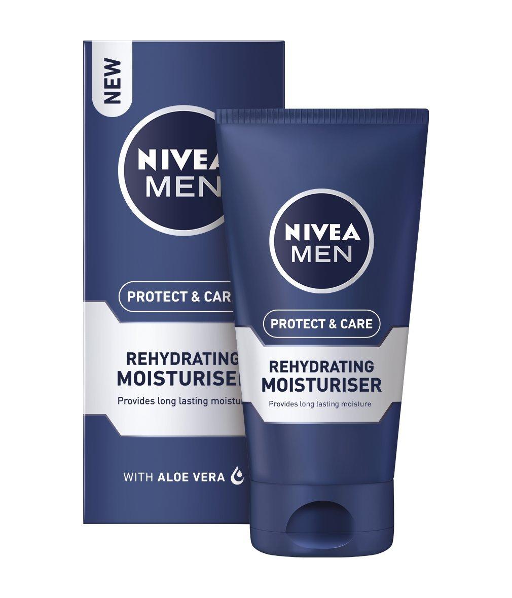 Nivea Men Rehydrating Moisturiser, 75 ml - Pack of 2 77157