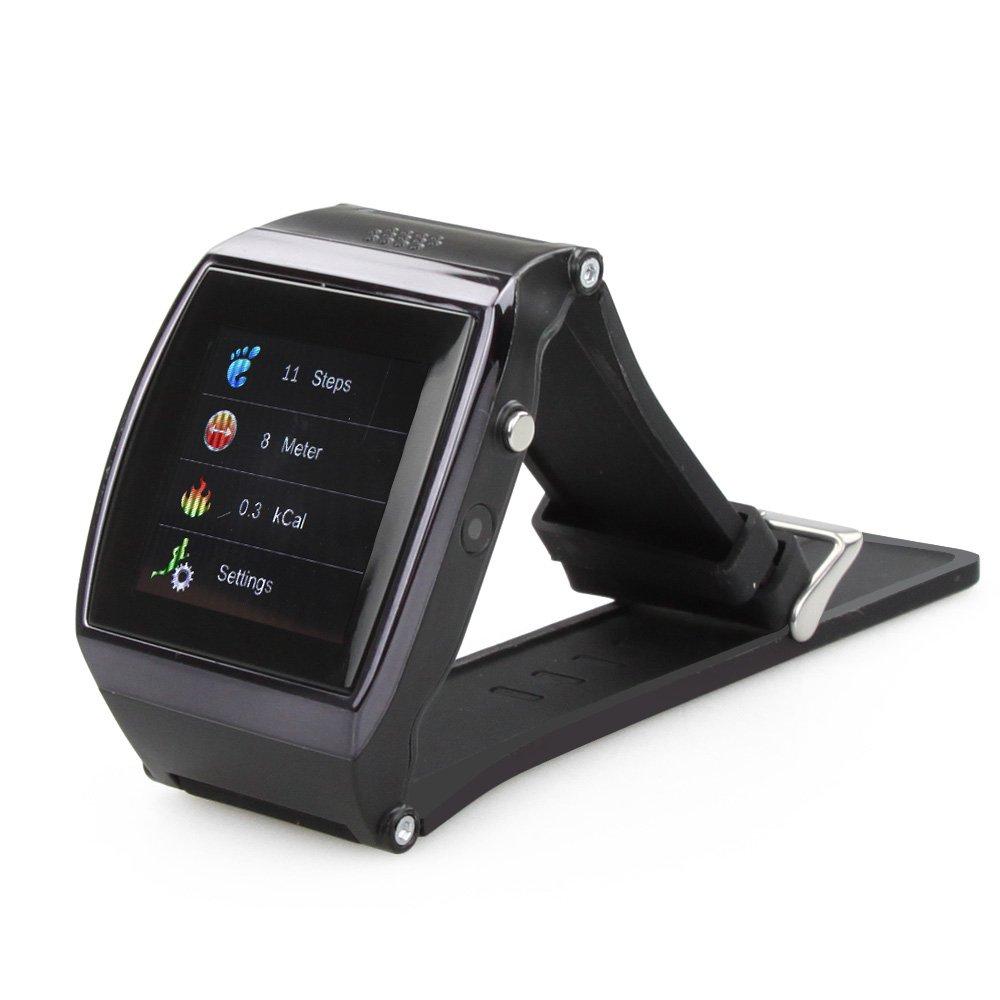 FLY-SHOP Hi Watch-Reloj Bluetooth Smart Watch teléfono 1,55 ...