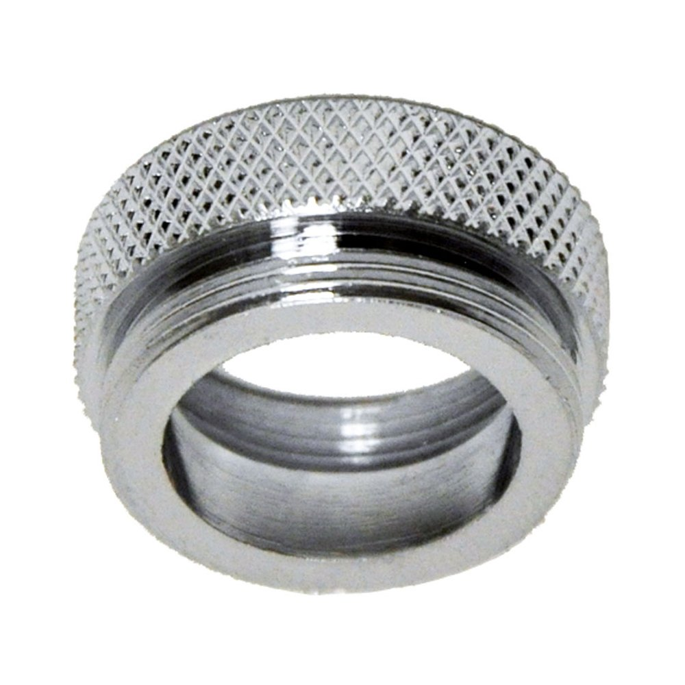 Danco, Inc. 10519 Standard Aerator Adapter, For Use With Kohler And Price Pfister Faucets, Chrome Plated