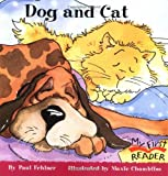 img - for Dog and Cat (My First Reader (Paperback)) book / textbook / text book