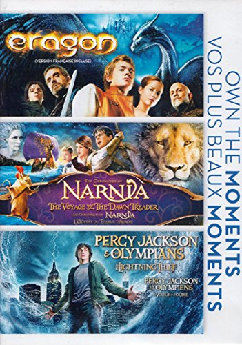les of Narnia: The Voyage of the Dawn Treader / Percy Jackson and the Olympians: The Lightning Thief (Own The Moments Feature) ()