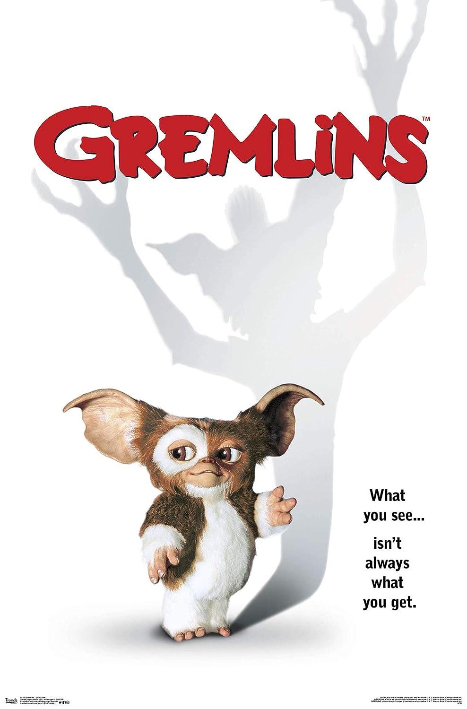 Trends International Gremlins - One Sheet Wall Poster, Multi