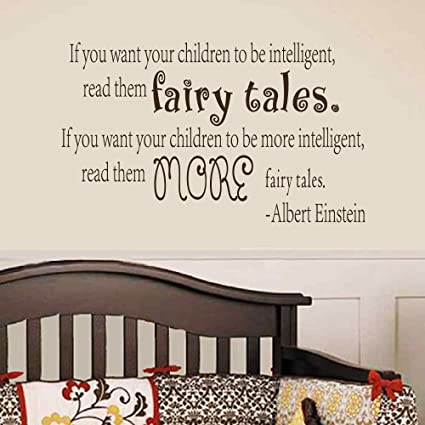 Amazoncom Battoo Albert Einstein Wall Quote If You Want Your