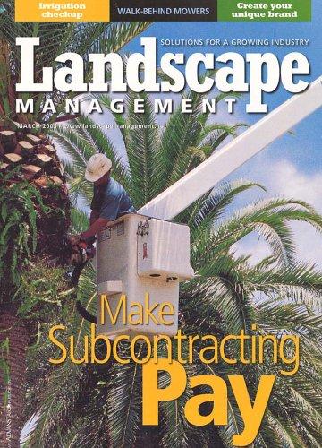 Best Price for Landscape Management Magazine Subscription