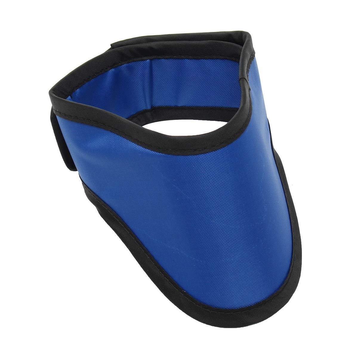 DADEQISH Cubierta protectora contra rayos X del cuello de la tiroides con plomo del collar protector de la tiroides con rayos X Accesorios para herramientas