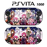 Decorative Video Game Skin Decal Cover Sticker for Sony PlayStation PS Vita (PCH-1000) - Angel Beats