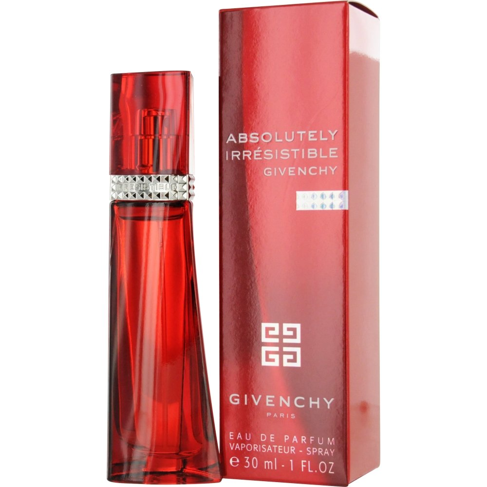 Givenchy Absolutely Irresistible Eau de Parfum Spray, 1 Ounce