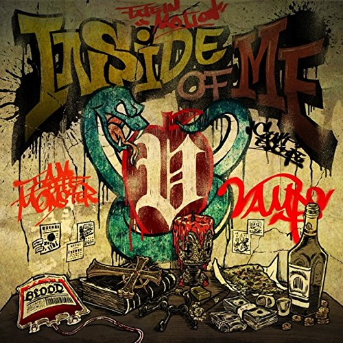 VAMPS / INSIDE OF ME feat.Chris Motionless[通常盤]の商品画像
