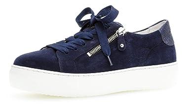 sportlich Sneaker 314 Top Sneaker business Gabor strassenschuh freizeitschuh low schnürschuh Damen halbschuh 23 best SneakerFrauen Nwm0nv8O