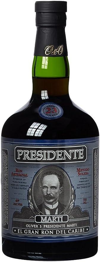 Presidente 23 AÑOS Rum (1 x 0,7 l)