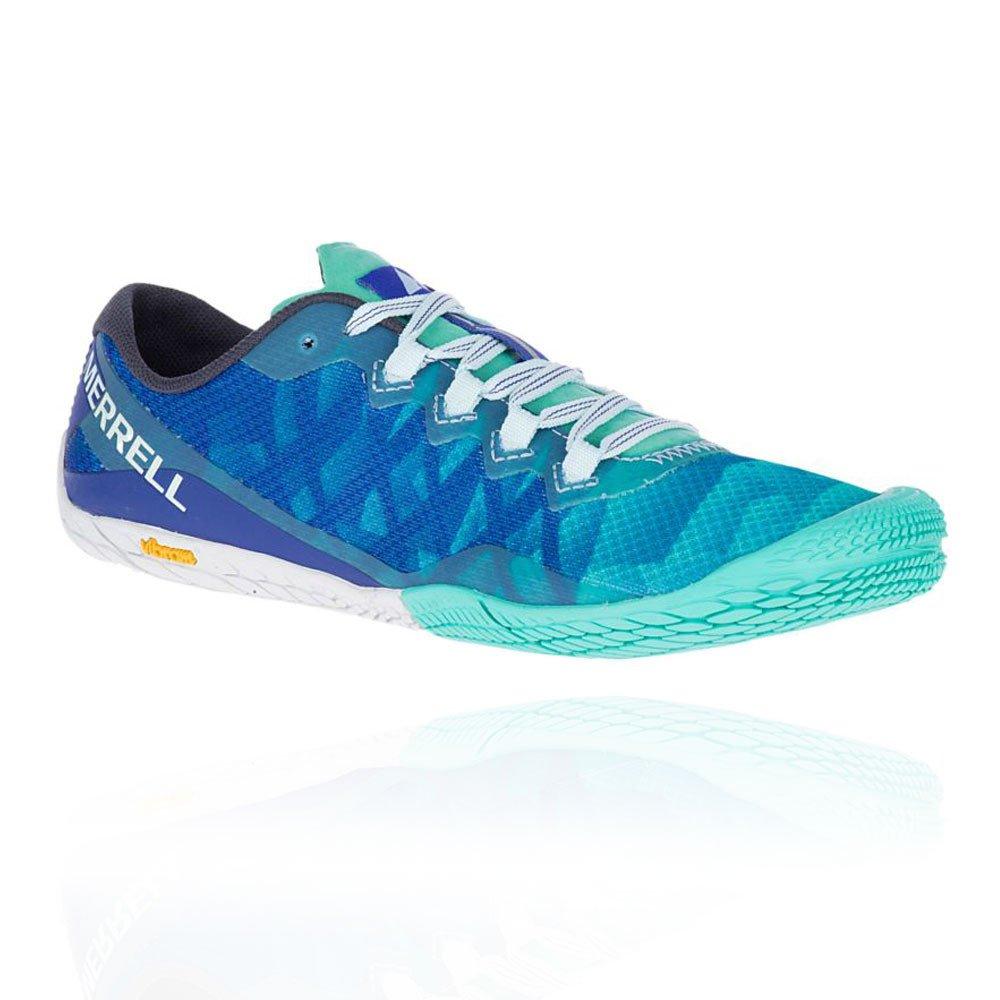 Merrell Women's Vapor Glove 3 Trail Runner B078NH4RMY 9.5 B(M) US|Blue Sport