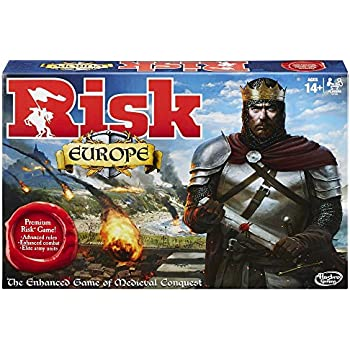 Risk Europe Game