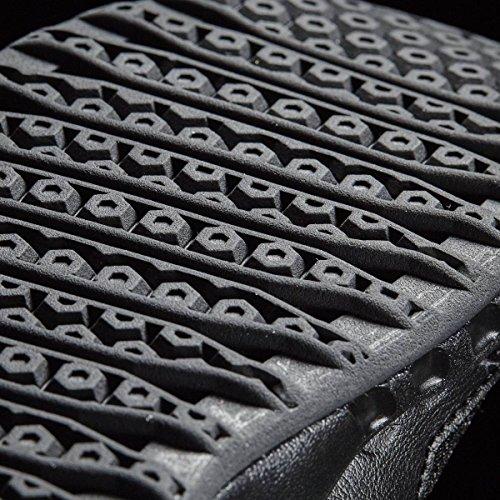 adidas FortaGym CF K - Zapatillas de deportepara niños, Negro - (NEGBAS/NEGBAS/GRPUDG), 35