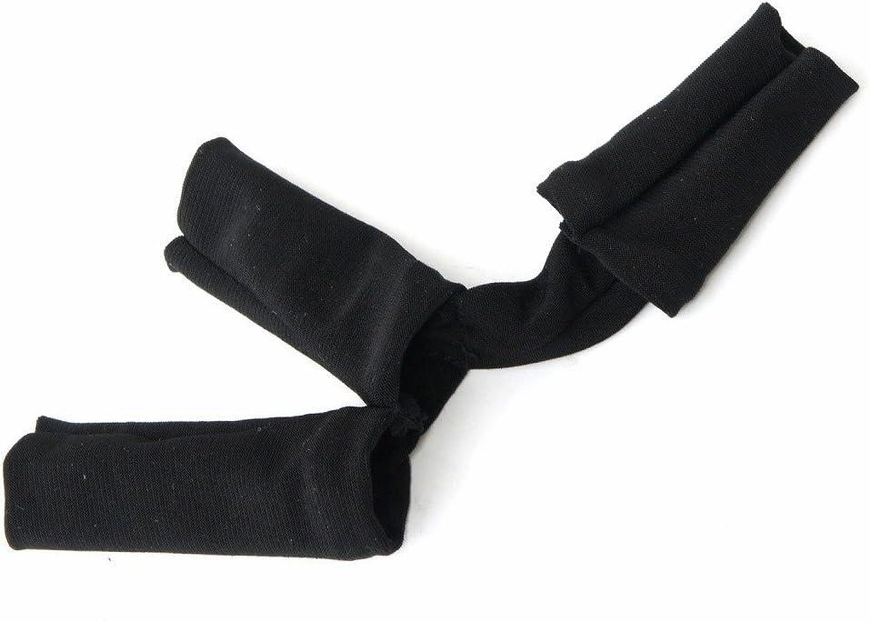 Black Unglove V2 Fingerwrap Billiards Glove Version 2