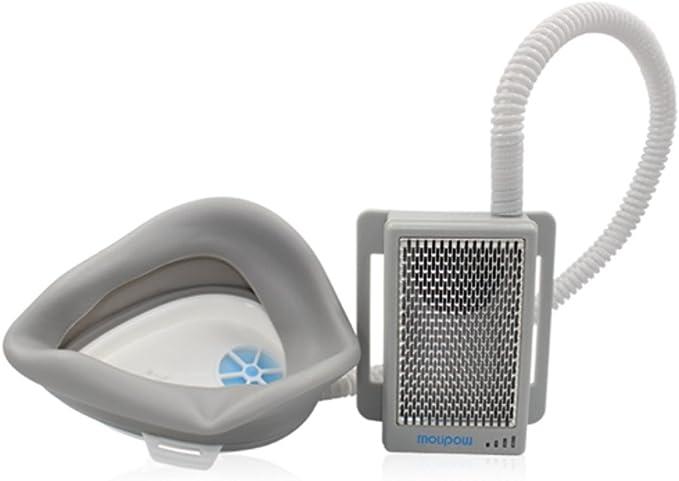Molipow HEPA Purificador de aire portátil Mascarillas respiradoras ...