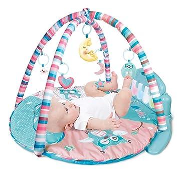 Amazon.com: Alfombrillas para bebé, piano, juego, juguetes ...