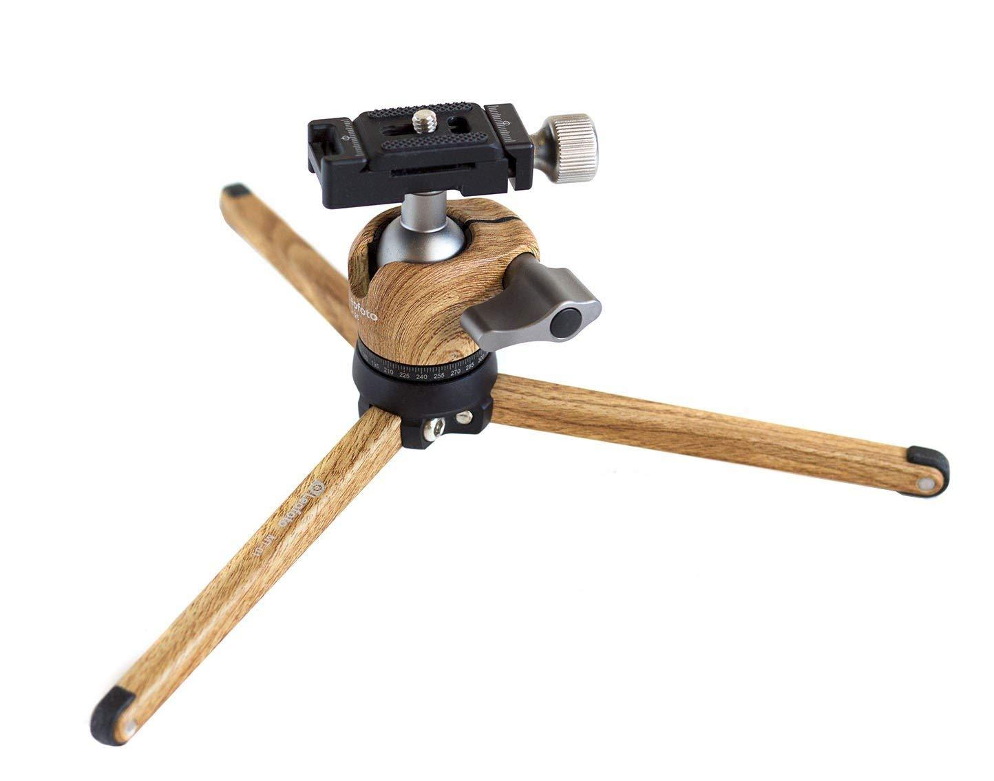 【高知インター店】 Leofoto MT-01+LH-25(wood) MT-01+LH-25(wood) テーブル三脚 ミニ三脚 ミニ三脚 コンパクト 三脚 Leofoto B07G9ZVT2X, ミスターベンチャー:367191d9 --- cafestar.in
