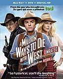 A Million Ways to Die in the West [Blu-ray + DVD + UltraViolet]