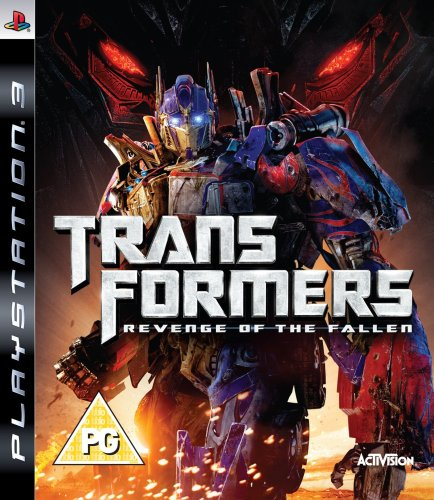 Transformers - Revenge Of The Fallen (PS3) [UK IMPORT] (Playstation 2 Transformers Games)