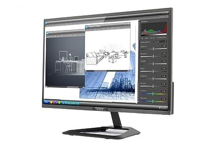 amazon com new sceptre 22 inch 1080p led monitor 75hz ultra slim