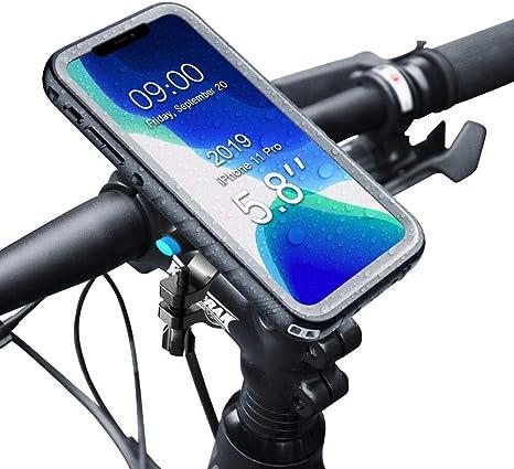 SPORTLINK Soporte Movil Bicicleta para iPhone 11 Pro: Amazon.es: Electrónica