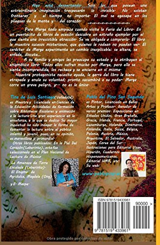 El despertar de la frontera invisible (Spanish Edition): Tina de Luis: 9781519433961: Amazon.com: Books