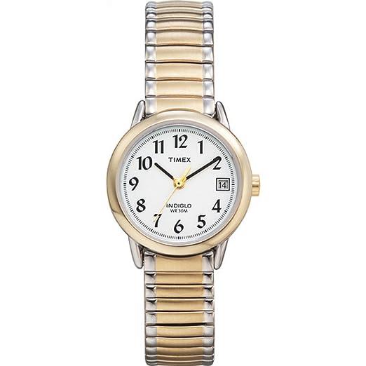 Amazon.com: Timex T2H491 - Reloj de pulsera para mujer ...