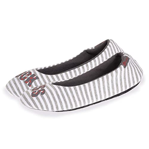 Isotoner - Zapatillas de Estar por Casa Mujer, 37/38 EU