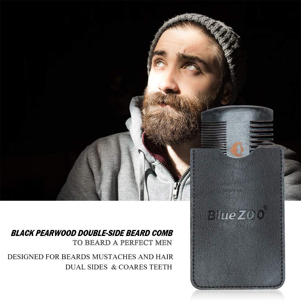 BlueZOO® - Juego de 7 brochas de aceite de cera orgánica hidratantes para el cabello 2106: Amazon.es: Salud y cuidado personal