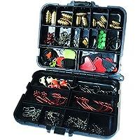 Oak-Pine 128Pcs/Set Fishing Accessories Set Carp Catfish...