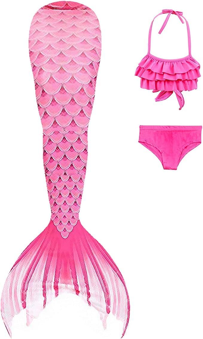 Image of shepretty Traje de Baño Sirena de Las Muchachas Bikini Set