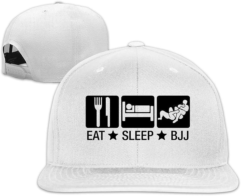 Snapback Comfort Fit Jiu Jitsu White Belt Trucker Hat