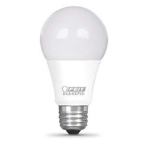 Feit Electric LED 100W, 1600 Lumens, Omni Directional light bulb, 2700K, 2  Pack
