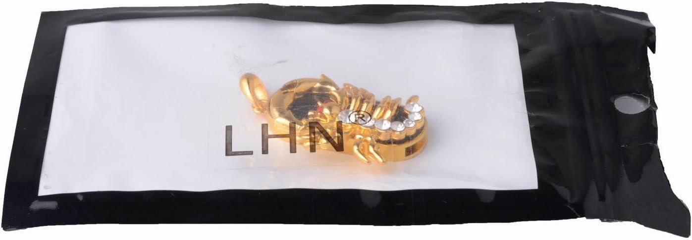 Scorpio LHN 8GB Swivel Constellation Charm USB 2.0 Flash Drive