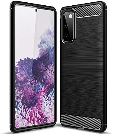 Tanyo Silikon Faser Hülle Für Samsung Galaxy S20 Fe Elektronik