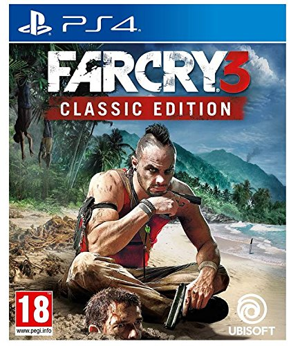 Far Cry 3 Classic Edition (PS4) (Best Far Cry Game)