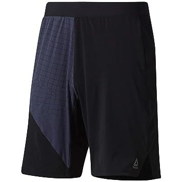 Reebok LM Speedwick CB Short Pantalón Corto, Hombre: Amazon