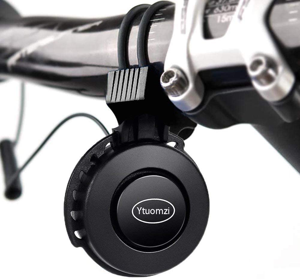 AU/_ Bicycle Air Horn Uniqu Bike Loud Rubber Bell Cycling Squeeze Alarm Handlebar