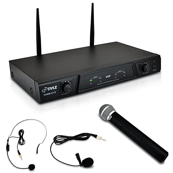 Review Dual Channel Wireless Microphone