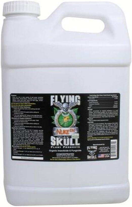 Nuke Em - Insecticida y fungicida: Amazon.es: Jardín