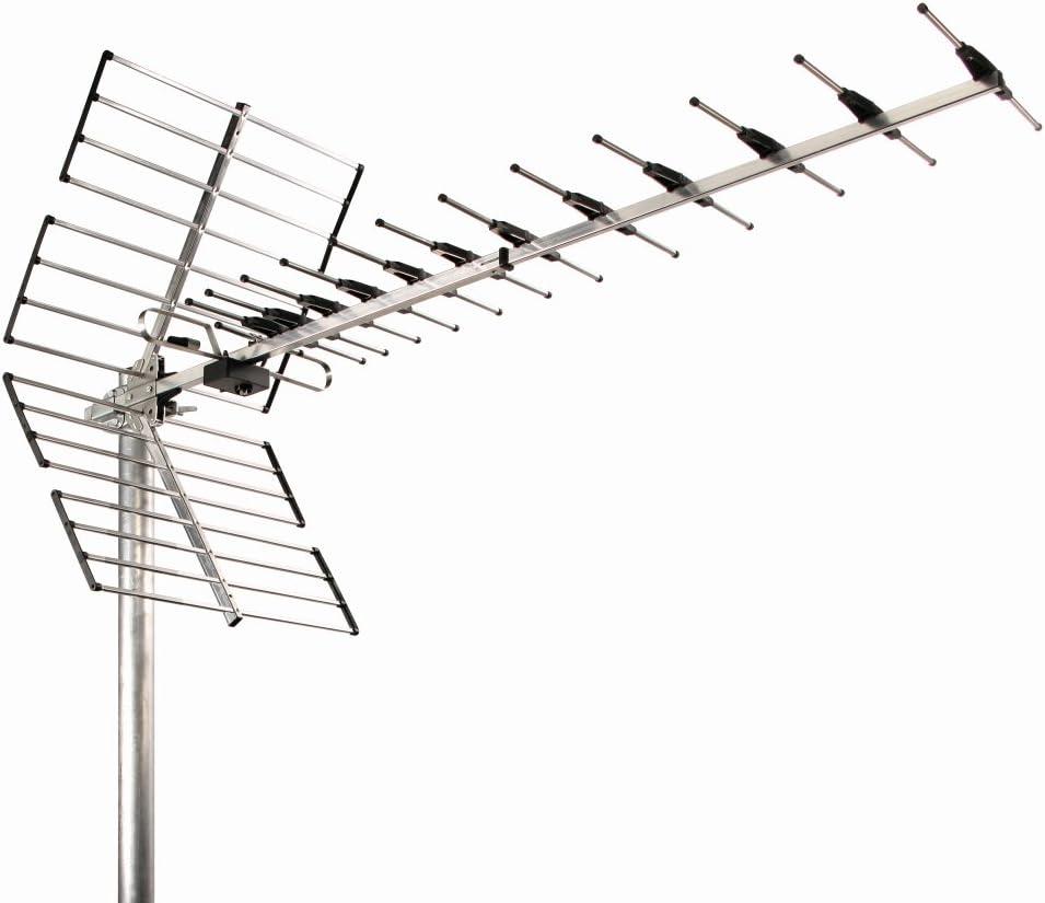 Wisi EZ45LTE - Antena (UHF, DVB-T, TNT)