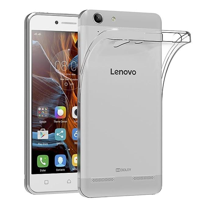 39 opinioni per Cover per Lenovo K5, AICEK Cover Lenovo K5 Silicone Case Molle di TPU