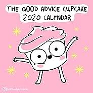 The Good Advice Cupcake 2020 Wall Calendar