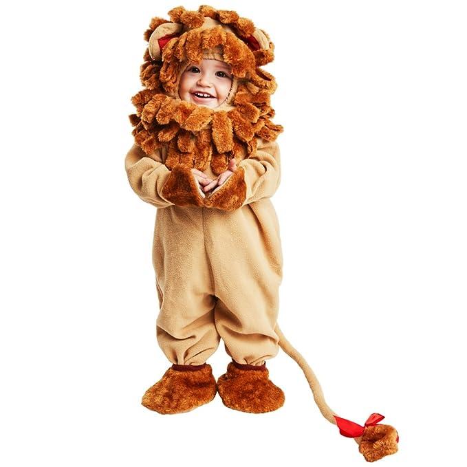 Amazon.com: Bebé Lil Lion Costume Tamaño: Infant 18 M: Clothing