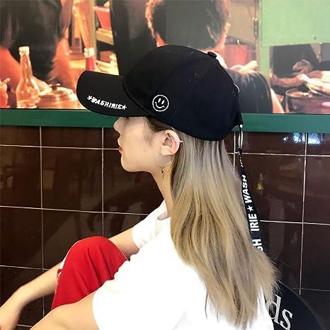 YXINY Viseras Marca de fábrica de Las Mujeres Hip-Hop Moda Primavera y Verano  Gorra 40922476c03