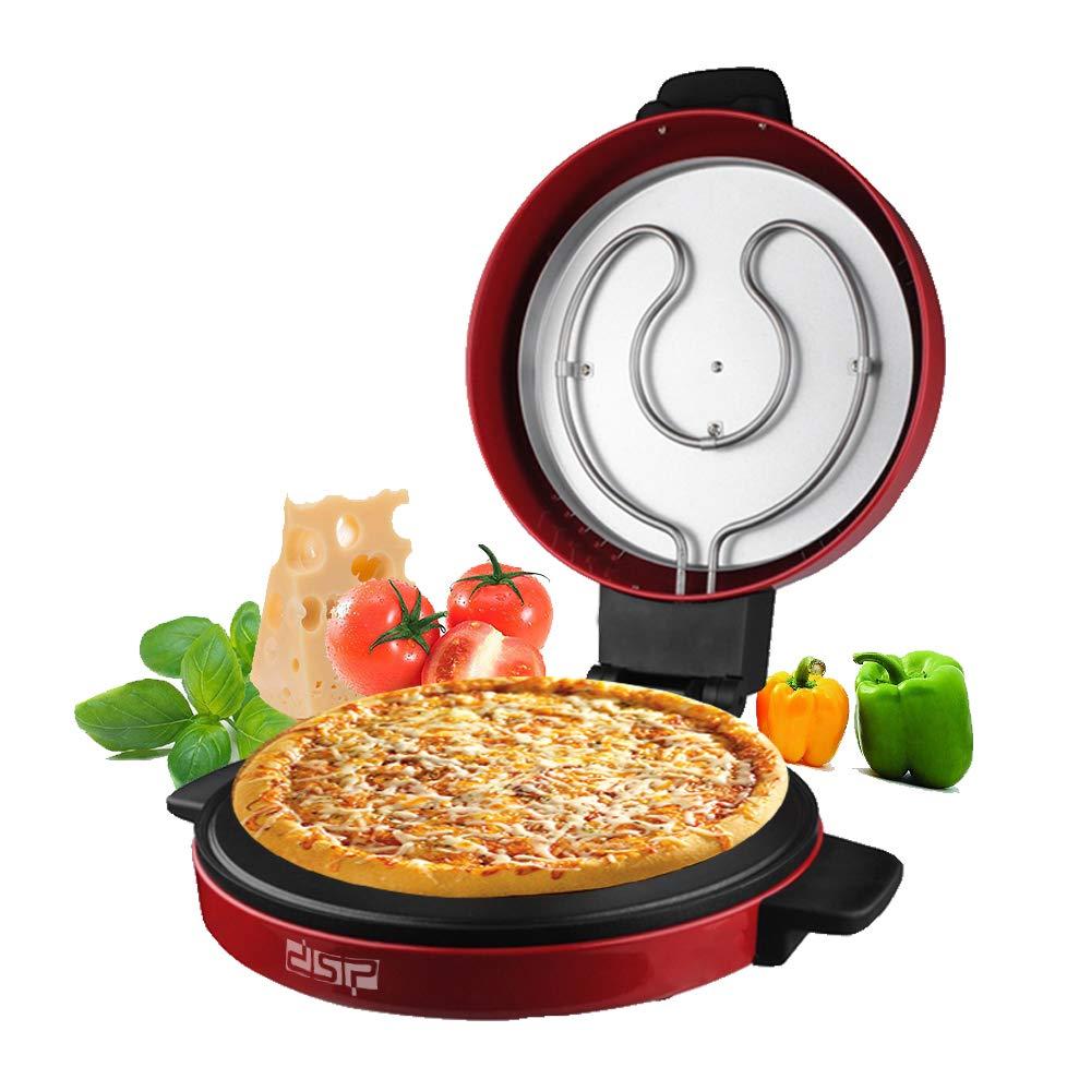 DSP Elettrico Pan Grill Roaster Pizzaiolo Macchina per il pane Piastra antiaderente 30 cm Die